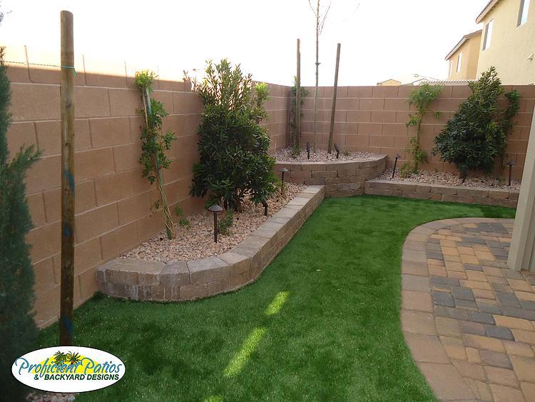Las Vegas Pavers Hardscape Amp Retaining Wall Design