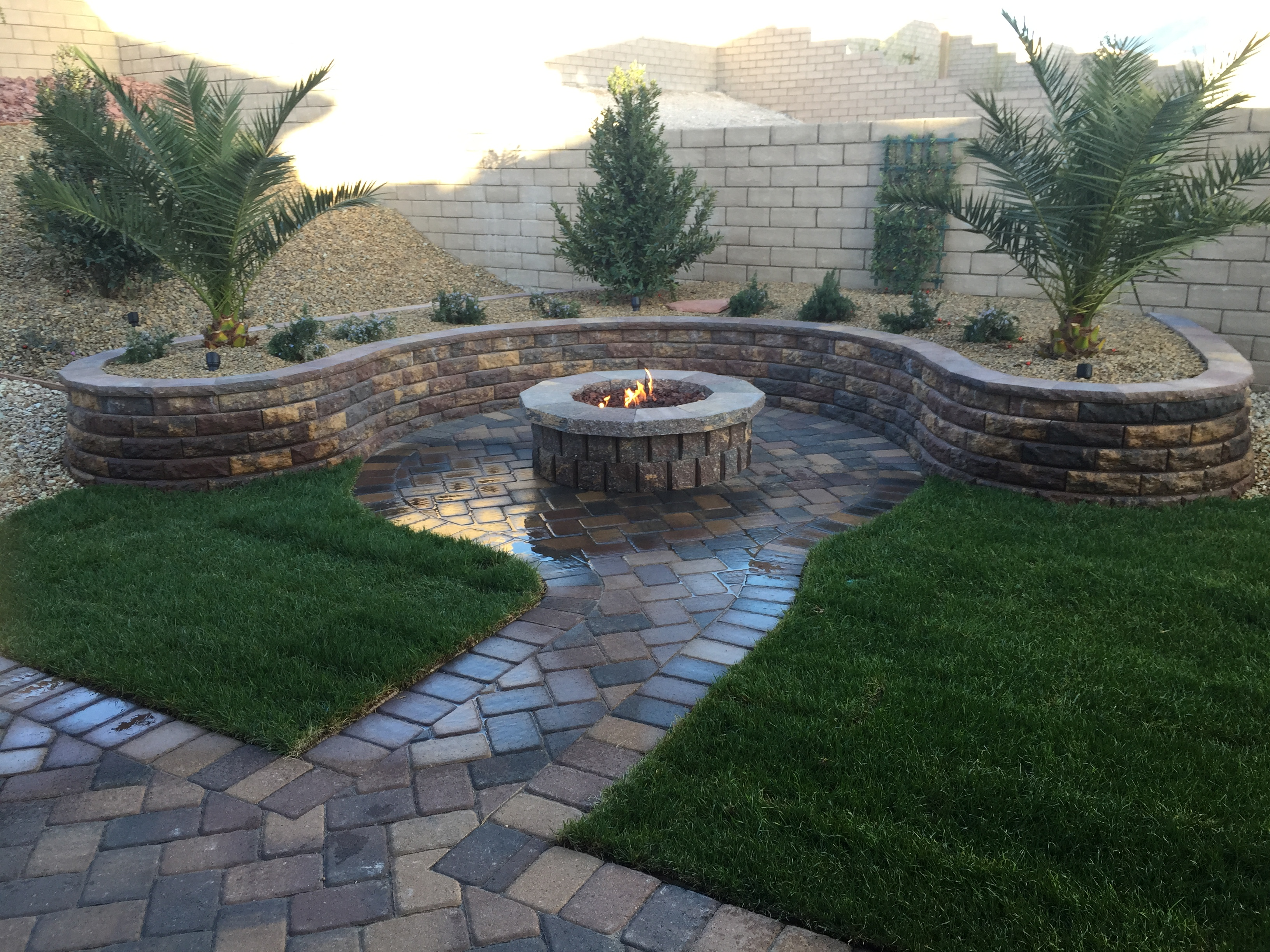 Outdoor Fire Pits Henderson NV